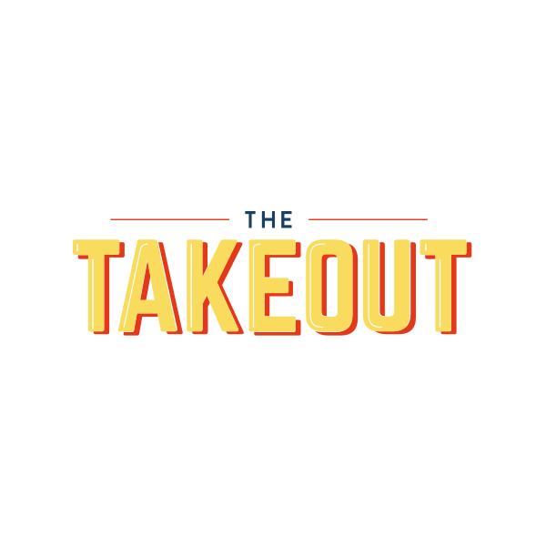 the takeout logo
